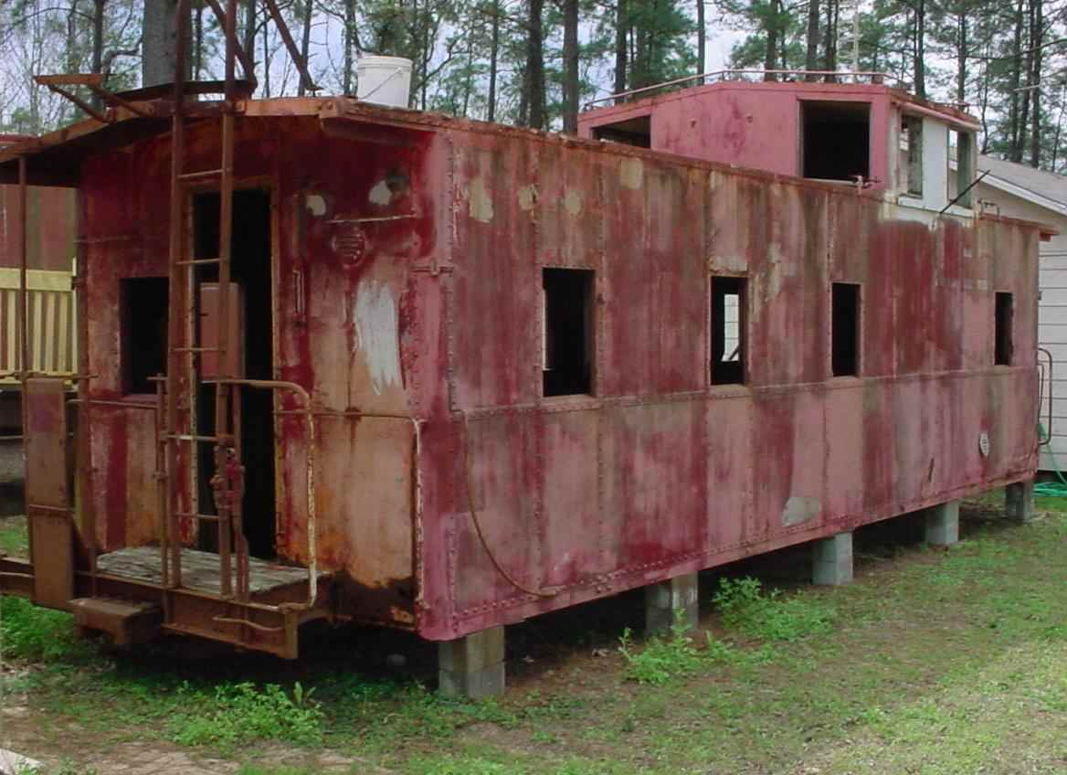 Caboose for sale for New windows for sale
