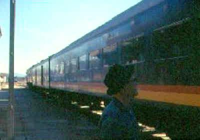 train observer
